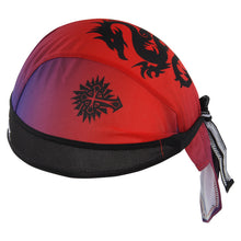 Dragon Red Pirate Hat Riding Outdoor Pirate Suit