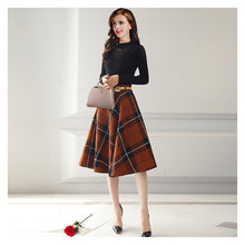 Women's Casual and Business A-Line Skirt Suits