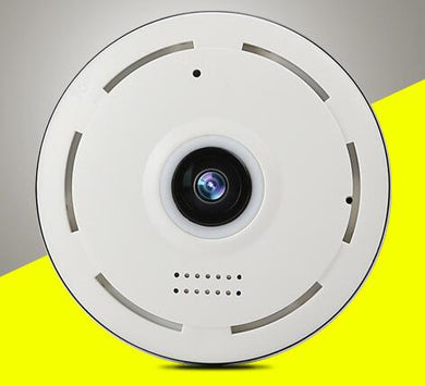 VR Panoramic Fish-Eye Network Camera Has No Dead Angle IP Camera Home WiFi Wireless Monitoring Camera