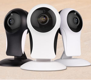 Wireless Surveillance Camera Has A Look Card Machine Wifi Home Phone Wide Angle Panorama 1.3 Million Pixels