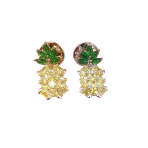 Pineapple Sweater Clips for Women (1 pcs)