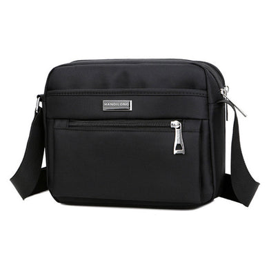 Men'S Leisure Single Shoulder Bag Men And Women General Casual And Casual Bag Waterproof Fabric