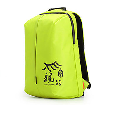 Waterproof And Anti-Theft Travel Backpack Laptop Computer Double Shoulder Bag 15.6 Inch