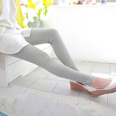 Screw Thread Thickened Women's Leggings New Winter Fashion