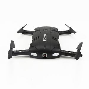 Quadcopter Wifi FPV Camera Foldable Packet Drone for Children