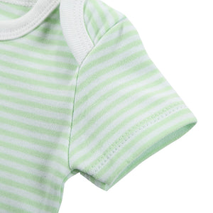 Stripes and Cartoon 3-pack Cotton Onesies for Baby