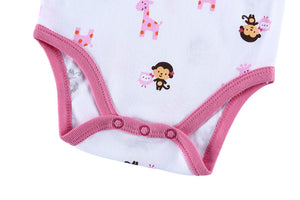 Baby Girls 3pcs Summer Cotton  Onesies