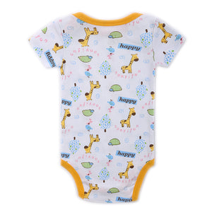 Baby Boys Cotton Cute Cartoon  Onesies