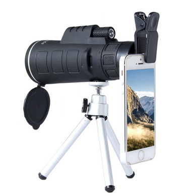 New 35*50 telescopes with a high-definition high-resolution portable single-tube telescope