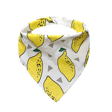 Bibs Burp Cloth Printed Arrow Wave Triangle Baby Bibs Child Dribble Bibs Newborn Absorbent Kids Cotton Bandana Accessories