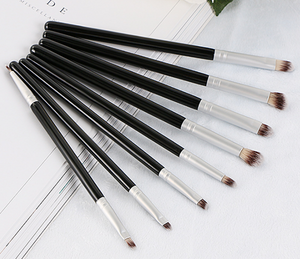 Sylyne High Quality Professional Makeup brushes Complete Eyebrow Eye Shadow Blender Make Up Brush kit Tools Accessories