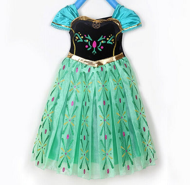 Anna Traveling Prestige Child Costume
