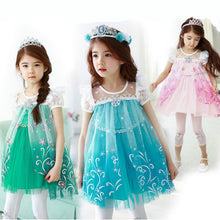 Frozen Enchanting Dress for Baby Girls