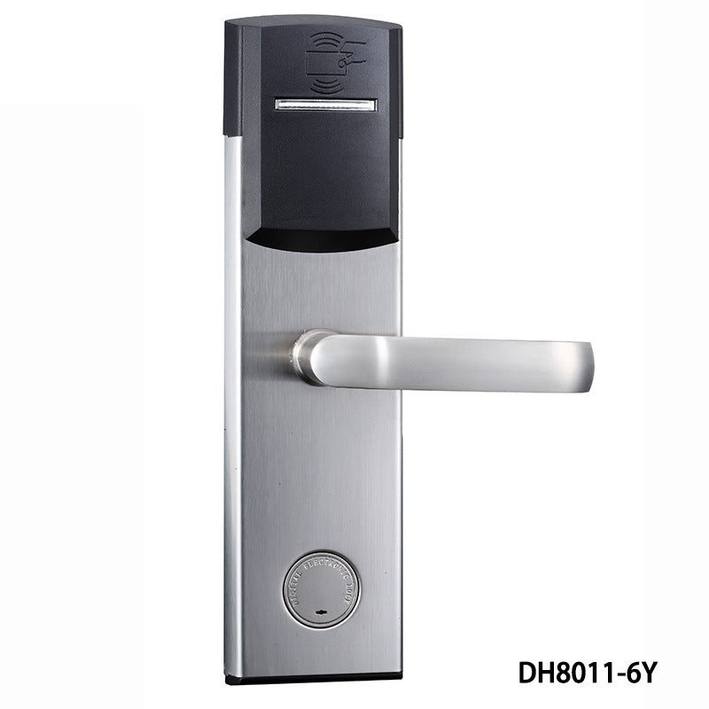 DH8011-6YH Stainless Steel High Security Digital Door Lock Smart Door Lock