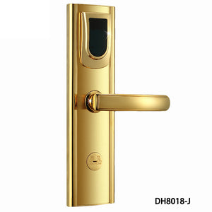 DH8018-Y Door Lock Hotel Application Dmart Door Lock