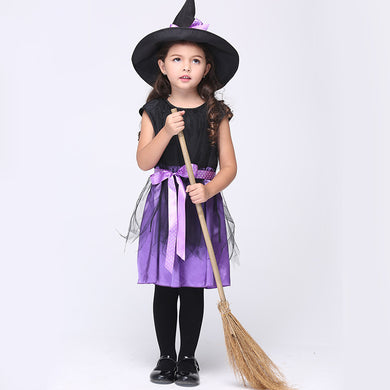 American and Europe Children Show Performance Cosplay Costume Children Halloween Costume