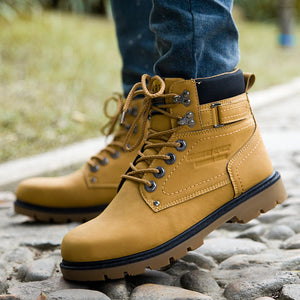New Product Men's Shoes Outdoor Large Size Casual Shoes Boots For Men's Boots