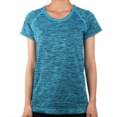 Breathable Short women T shirt 2017 Quick Dry Women T Shirt Short Sleeves Hygroscopic Fitness T-shirt For Women Top Clothes Tees