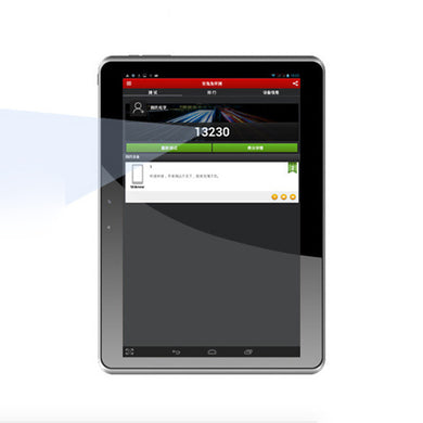 The 10.1-Inch Quad-Core Phone Tablet Can Be Used To Call 3G WIFI Navigation