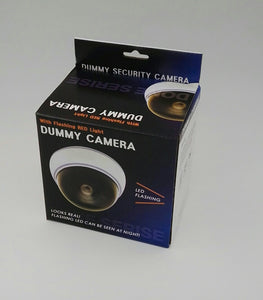 Simulation Monitor Surveillance Camera Fake Camera With Light