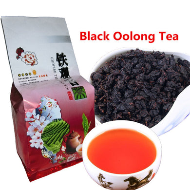 High Quality Chinese Oil Cut Black Oolong Tea Fresh Natural Tea High Cost-effective Tea 50g