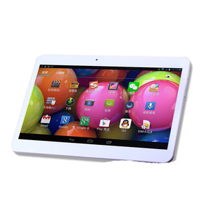 Phone Tablet Computer 10 Inch Phone Call 3G Internet Double Card WIFI GPS Navigation