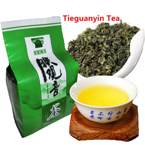 Oolong Tea 250g Tieguanyin the China Naturally Organic Health Care Green Tea 50g