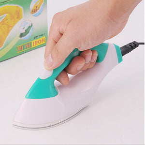 Electric Iron Mini Portable Traveling Clothes Dry Travel Equipment Handheld Household Steam Irons For Clothes Static Dust-proof