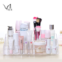 Bulk Spaces Acrylic Cosmetic Organizer Makeup Storages