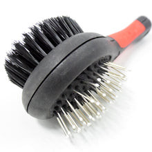 Double-Sided Massage Comb Small Dog Cleaning Beauty Comb Brush Cat Comb Double-Sided Steel Needle Pet Comb