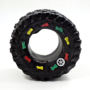 The Tire Pet Sounds Toy That The Small Dog Is Able To Play Funny Toys