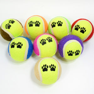 Tennis Cats And Dogs Toy Ball With A Toothed Dog Bite Rope Pet Toy
