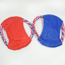 The Cotton Cord Frisbee Training Interactive Toy Pet Cotton Rope Toy