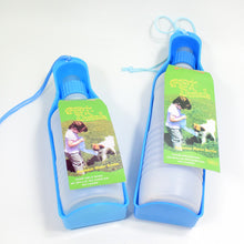 Travel Kettle Small Dog Canteen Pet Travel Portable Kettle For Drinking Water Bottles