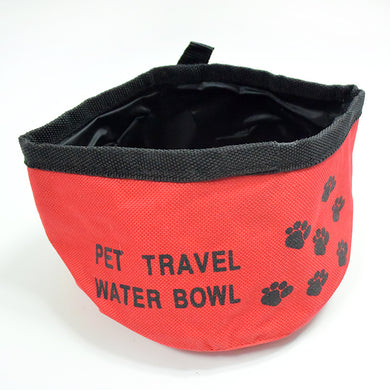 Folding Water Bowl Large Pet Bowl Travel Bowl Dogs Outdoor Environmental Portability
