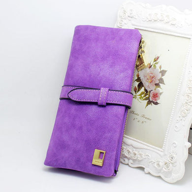 Women's Wallet With A Long Purse And A Long Purse Women Wallet