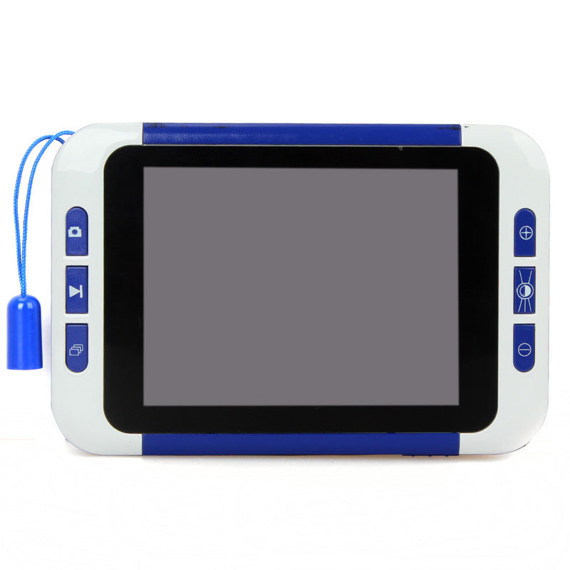 3.5 inch 32X Zoom Handheld Portable Video Digital Magnifier Electronic Reading Aid Pocket-Sized Camera Magnifier High Quality