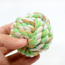 Cotton Rope Ball Large Cat And Dog Toy Ball Teeth Grinding Dog Bite Rope