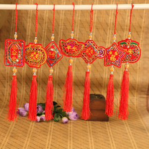 Blessing And Blessing Of Saffron Car Hangers Can Be Filled With Vanilla Sachet Sachet Sachets