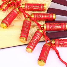 Children DIY Handmade Gifts Wholesale Chinese Knot Firecracker Wedding Products Pendant