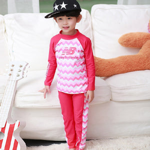 Kids Bathing Suit Sexy Kids Swimsuits Child Swimwear Children's Swimwear 2018 New Men Women Child Swimsuit New 8620 Beach Sun