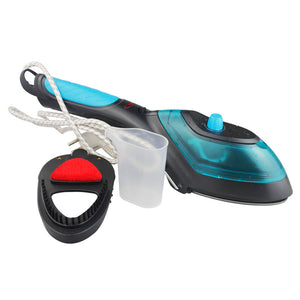 Steam Ironing Machine Portable Steam Brush Iron For Home Travel Steam Electric Iron