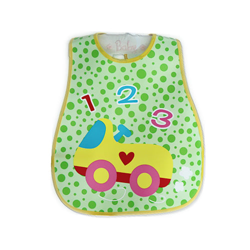 Waterproof Baby's Cartoon Bib