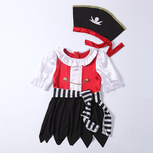 Europe and United States Halloween Dance Costume Cosplay Animation Clothing children's Hip-hop Photography Costumes