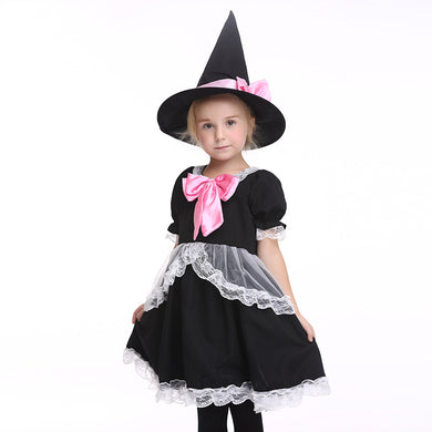 Europe and United States New Fashion Halloween Costumes Girl Children's Clothing Cosplay Costumes