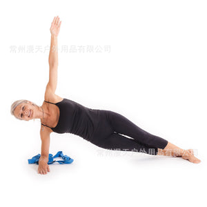 Hot Selling Yoga Auxiliary Stretching Belt Stretching Belt Sports Multi Functional Yoga Belt