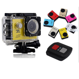 Motion DV 2.4g Remote Control Motion Camera Waterproof Motion DV Cross-Border Digital Hot Style