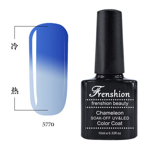 CHAMELEON Off Color Nail Art Candy Colors Nail Polish Gel 12 Colors Optional