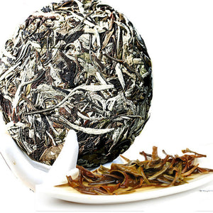 Fragrant White Moonlight Old Tea Puer Raw Tea Moonlight Beauty 100g