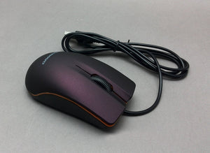 M20 Wired Mouse USB Laptop Desktop Computer General Office Home Mouse Mouse Girl